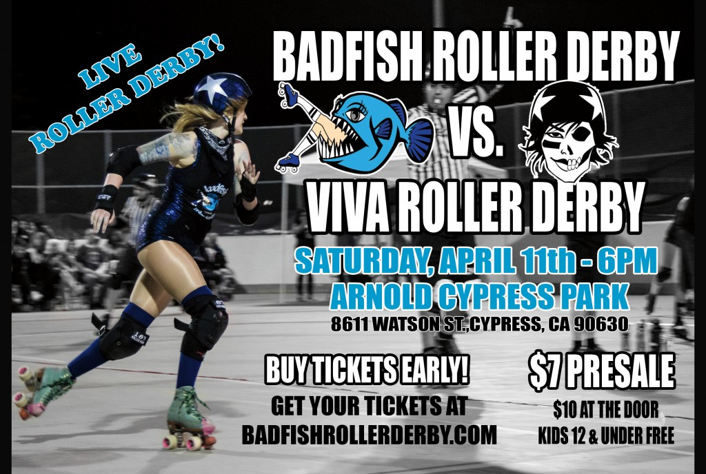 badfish roller derby vs viva