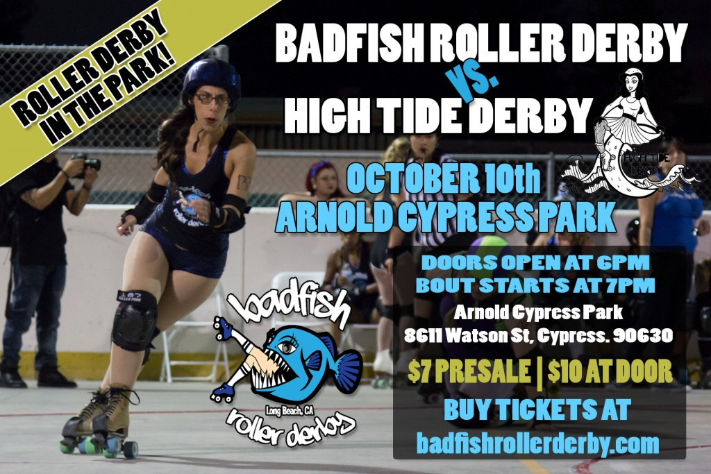 badfish long beach roller derby