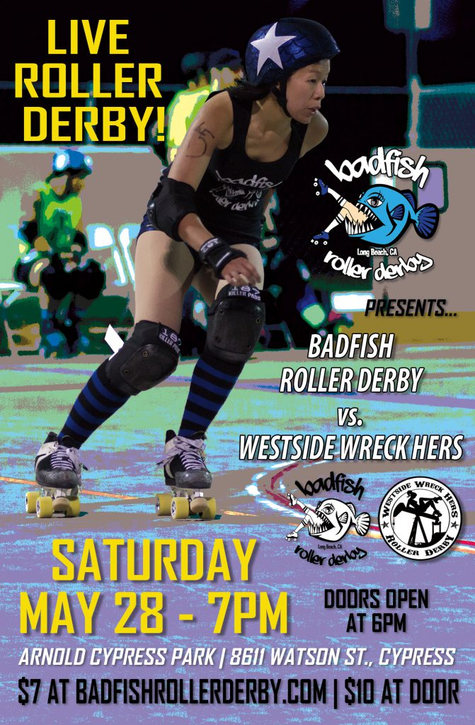 badfish vs west side roller derby