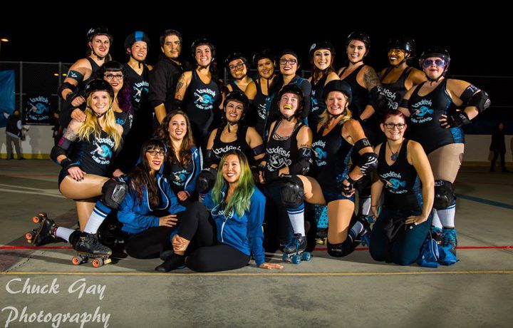 What's new for Badfish Roller Derby in 2018!